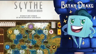 Scythe Modular Board Review with Bryan