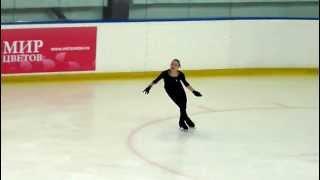 Аделина Сотникова, ПП, Открытые прокаты 2012 ソトニコワ 検索動画 25