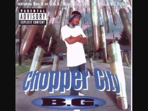 BG  Chopper City: 02 All On U