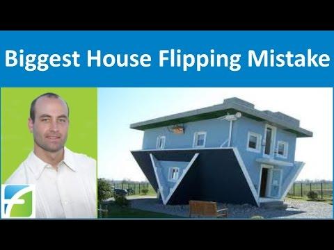 Biggest House Flipping Mistake Youtube