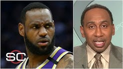 Stephen A. reacts to Mike Malone's comments about LeBron and Michael Jordan | SportsCenter