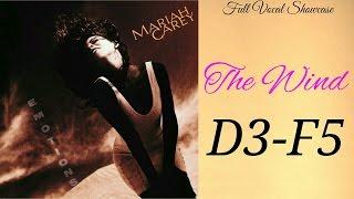 "Mariah Carey - ""The Wind"" Full Vocal Showcase"