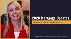 2020 Mortgage Updates that Massachusetts First-Time Homebuyers Need to Know | Shawna Downs of PRMI