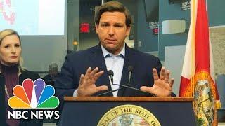 Florida Gov. DeSantis Holds Coronavirus Briefing | NBC News