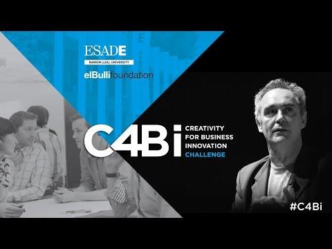 Creativity for Business Innovation Challenge (C4Bi) 2016