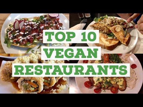 Top 10 Restaurants In Salt Lake City [ Vegan Travel Tips! ]