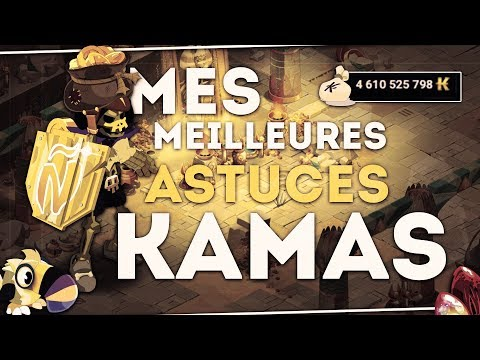 [Dofus] ASTUCE KAMAS #2 - CAPTURE DE PDA