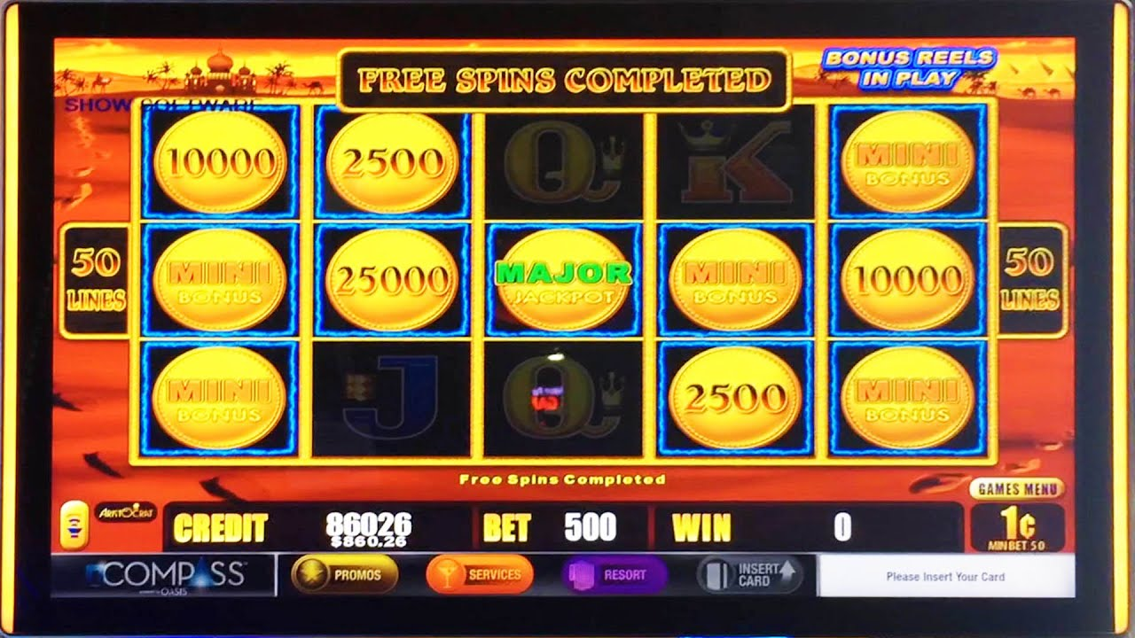 Lightning Strike Slot Machine
