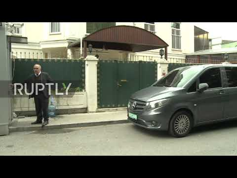 Turkey: Police to search Saudi consul's Istanbul home over missing Khashoggi