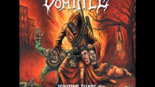 Vomitile - Cesspool Of Blood And Hate (Vomitile - Igniting Chaos)