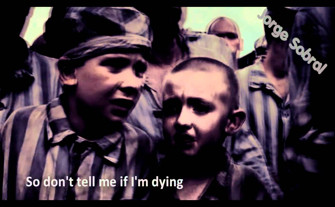 bruno and shmuel the boy in striped pyjamas be bold