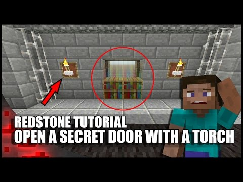 How to Make a Torch in Minecraft (with Pictures) - wikiHow