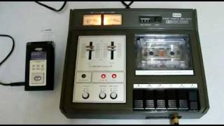 Warm Tape Sound - Vintage Cassette Deck Player