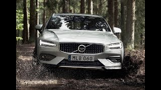 2019 Volvo V60 Cross Country - DRIVE & DESIGN of the Luxury Wagon !!