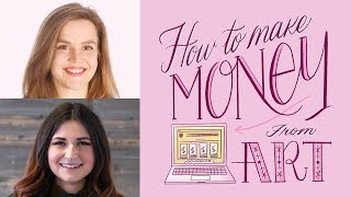 Women of Illustration EP 06: How To Make Money From Your Art
