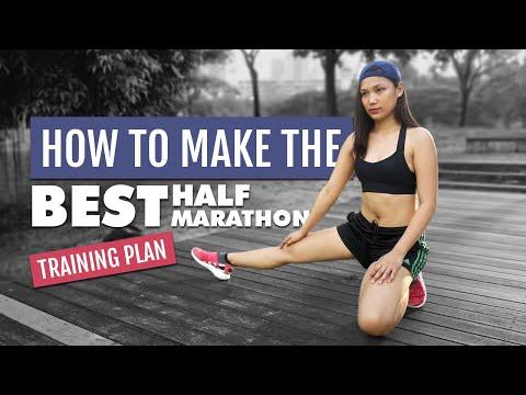How To Make The Best Half Marathon Training Plan
