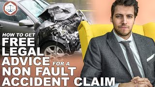 How To Get Free Legal Advice For A Non Fault Accident? ( 2019 ) UK
