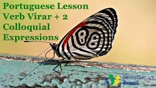 Baixar Verb Virar in Portuguese and 2 Brazilian Colloquial Expressions – Portuguese Lesson
