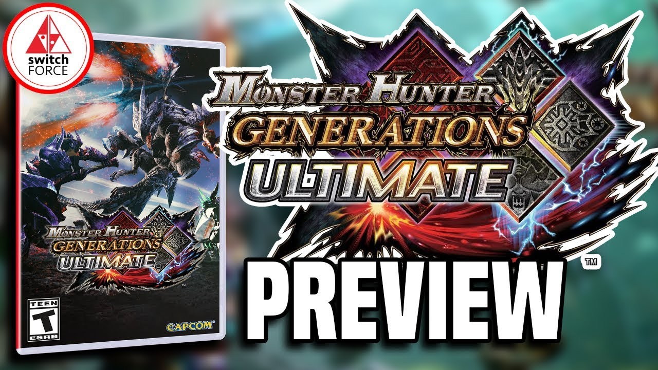 Review: Is Monster Hunter Generations Ultimate still worth playing after World? | Technobubble