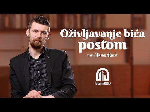 MR. HASAN HASIĆ: OŽIVLJAVANJE BIĆA POSTOM