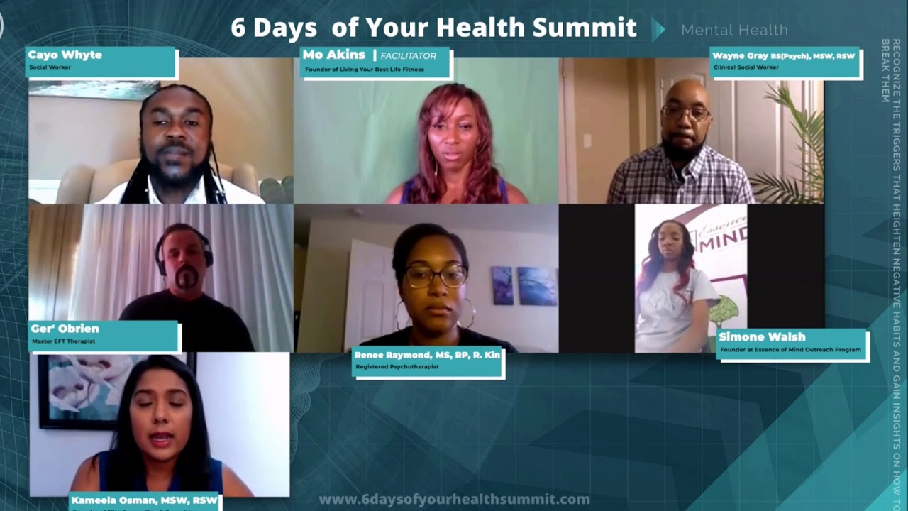 6 Days Of Your Health Summit