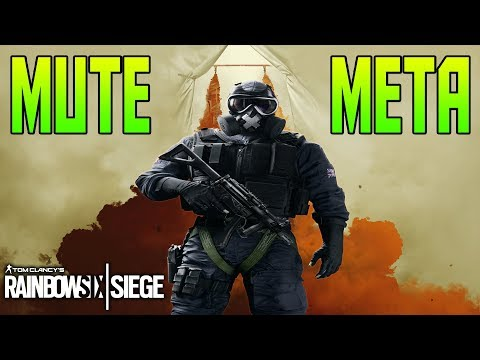Rainbow Six Siege Operation Chimera TTS ➤ The Mute Roam Meta!