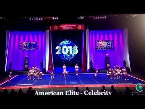 American Elite Allstars of Ohio Celebrity Worlds 2015 Semi-finals
