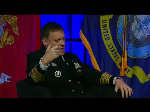 Cybercom Commander Speaks at WEST 2017 Naval Conference