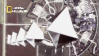 Tajne anteny szpiegowskie przypominały statki obcych! - Tajemnica Roswell