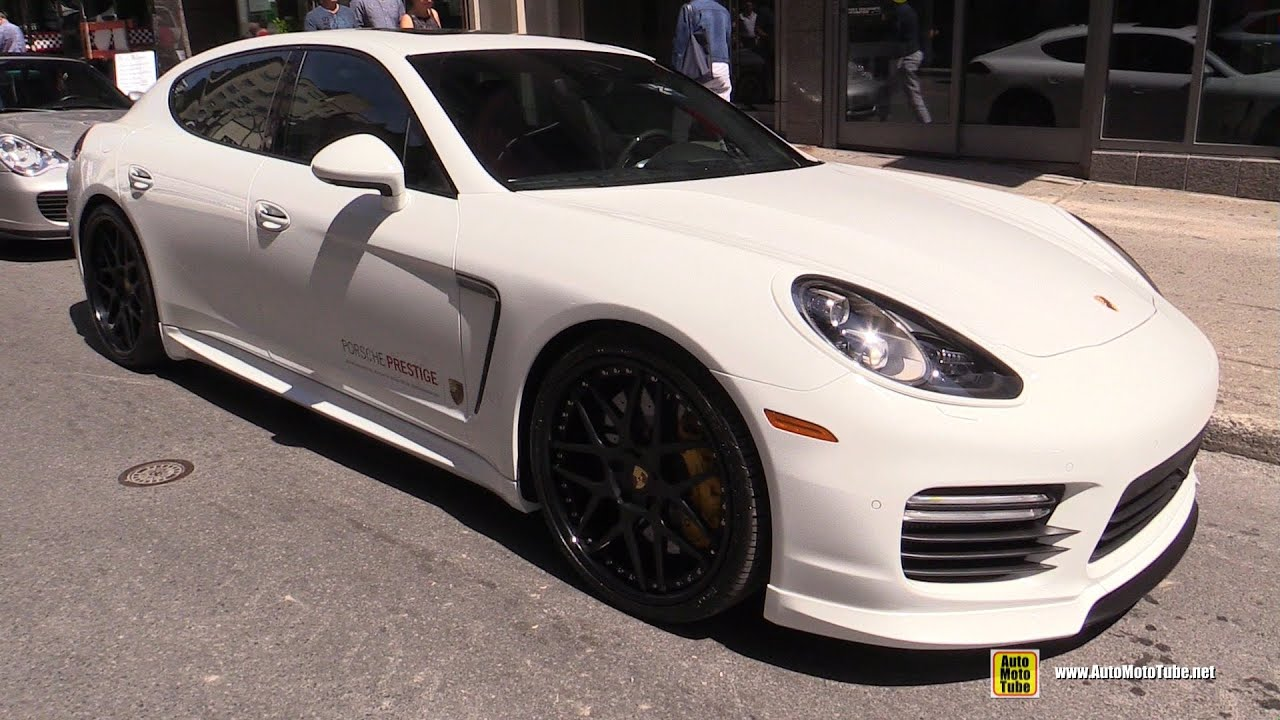 2015 porsche panamera turbo s exterior walkaround f1. Black Bedroom Furniture Sets. Home Design Ideas