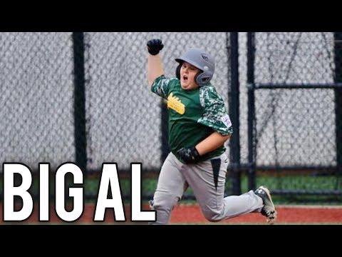 MLB | Big Al, Best Moment Little league world series 2018