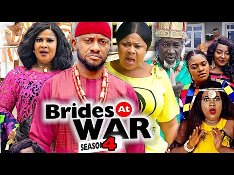 Download BRIDES AT WAR SEASON 4 - Yul Edochie (New Movie) 2020 Latest Nigerian Nollywood Movie Full HD