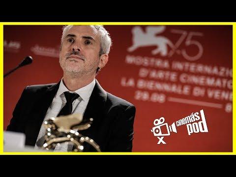 Alfonso Cuarón ganador del León de oro del Festival de cine de Venecia 75 2018 por Roma