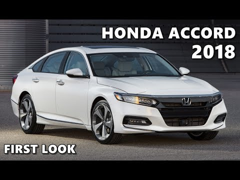 Honda Accord Official Site >> 2018 Honda Accord Official Exterior Interior Driving