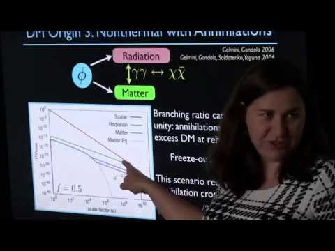 Astrolunch Talk by Adrienne Erickcek: An Early-Universe Boost to the Dark Matter Annihilation Rate