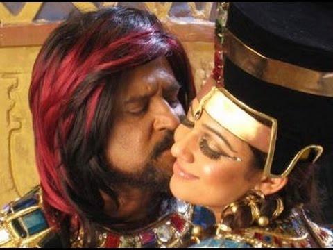 Image result for rajinikanth and nayanthara