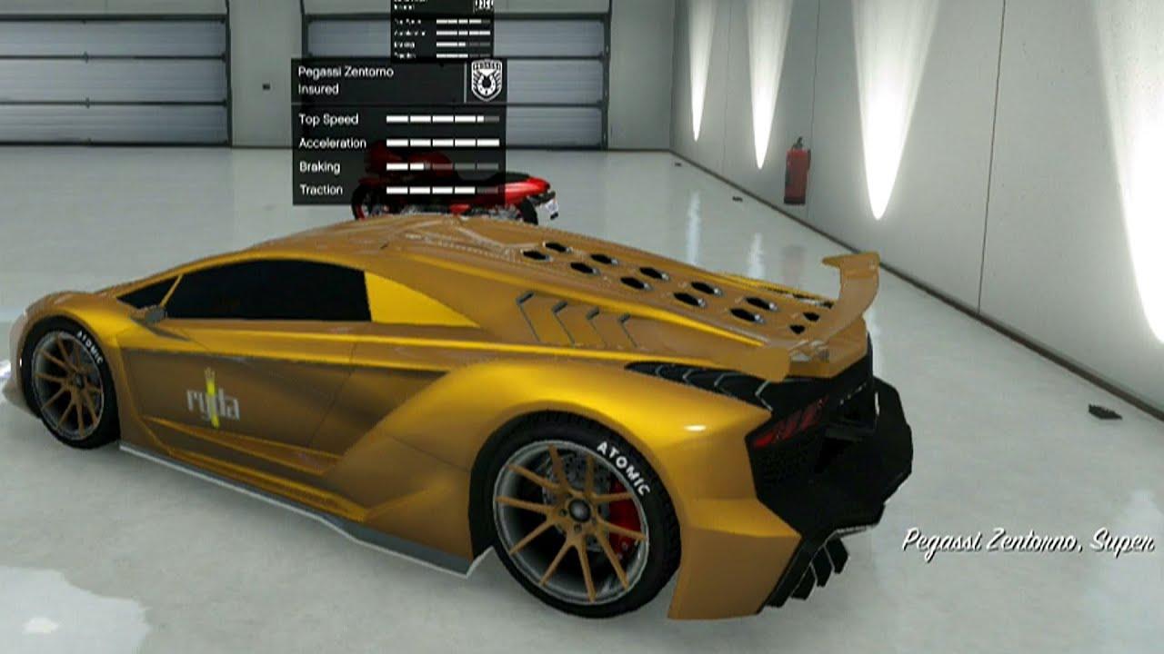 GTA 5 Online The High Life Update DLC Gold Pegassi ...
