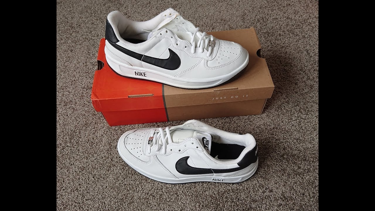 cheap for discount 9a889 9859b Unboxing Unpacking NIKE Ace 83 retro from 2000