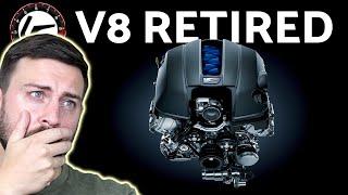 Toyota KILLS all future V8 development...