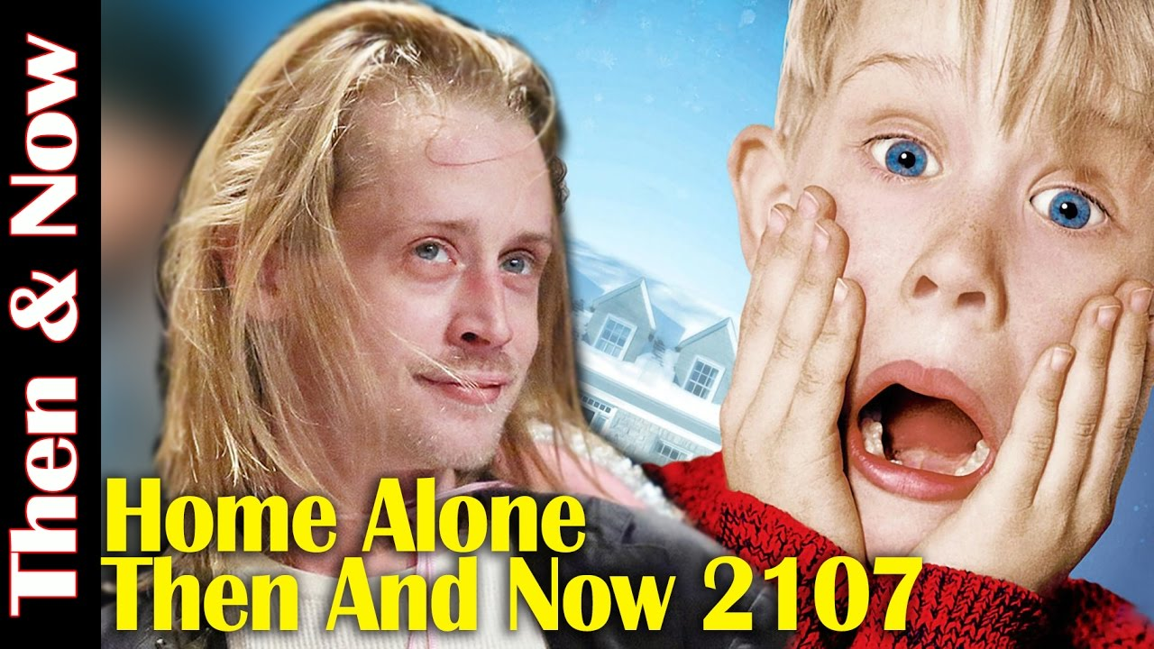 Home Alone Actors Then And Now 2017 Youtube