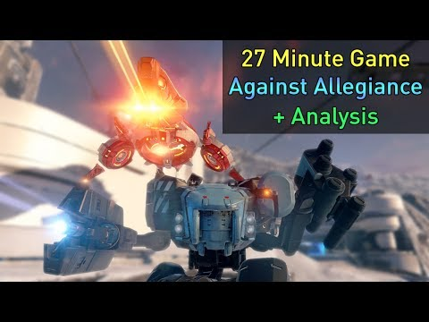 27 Minute Comeback Game Against Allegiance on Stormbreak + An Analysis! -  Halo 5 Warzone 6's