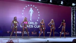 Bikini Fitness over 172 cm Finale and awarding