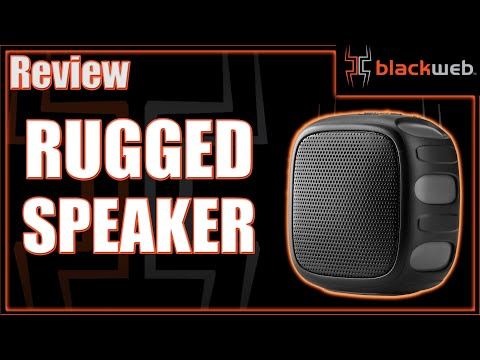 Download Blackweb Rugged Bluetooth Speaker Unboxing MP3, MKV