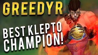 MOST ABUSIVE KLEPTODYR! | MUNDO'S DRINKING EMPTY MILK CARTONS FOR LUNCH! - Trick2G