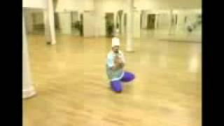 Видео урок БРЕЙК ДАНС part 1