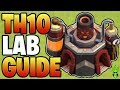 Gambar cover WHAT TROOPS SHOULD YOU UPGRADE FIRST AT TH10? - Clash of Clans