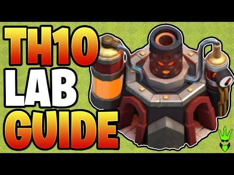 WHAT TROOPS SHOULD YOU UPGRADE FIRST AT TH10? - Clash Of Clans