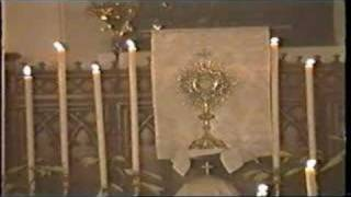 FORTY HOURS DEVOTION 1997