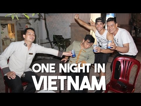 One Night Alone in Vietnam (Exploring Ho Chi Minh City)