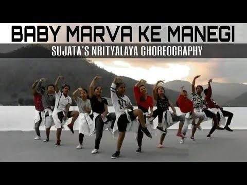 BABY MARVA K MANEGI(Raftaar) Sujata's Nrityalaya 9927073117-9917955941